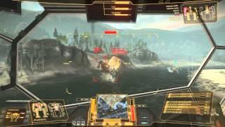 MechWarrior Online GDC12 Trailer