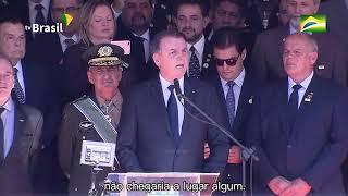 Agenda do presidente Jair Bolsonaro nesta quinta-feira (18/04)