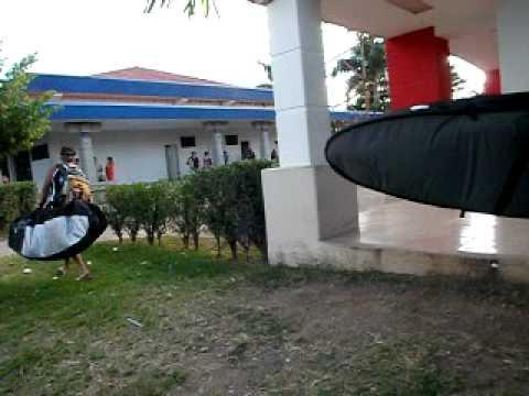 Nicaragua Costa Rica Border 12.5.10 Part I