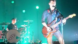 Arctic Monkeys - Black Treacle Live @ Olympia Paris - 03/02/2012