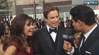 John Travolta Shoots Down 'Grease' Conspiracy Theory