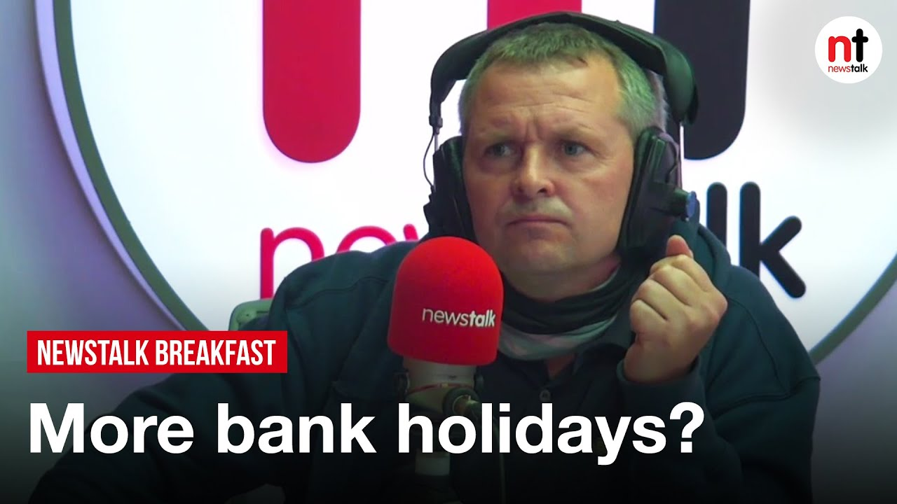 Ireland needs Three more Bank Holidays for a Happier, more Productive Workforce – PBP