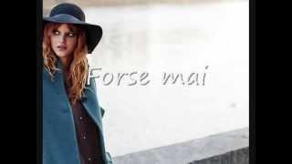 Chiara feat Fiorella Mannoia- Mille Passi + testo