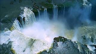 Cataratas Iguaçu Brasil HD Argentina Foz Iguazu Waterfalls