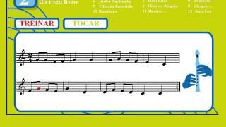 1 - Papagaio Loiro | Treinar | Vamos Tocar... Flauta de Bisel