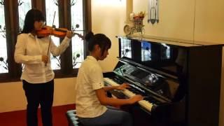 Prayer scene & Tomoe's song (OTS. Kamisama hajimemashita) piano solo by Ary & Mi Jung