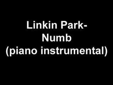 Linkin Park Numb Piano Instrumental Chords Chordify