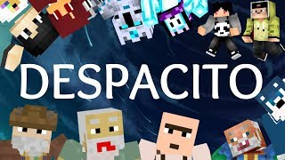 DESPACITO Ver. 4Brother & YT Minecraft INDONESIA  - Minecraft COVER MUSIC