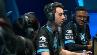 Recap, Highlights and Sounds of the Game: Week 1 Day 2 of S7 NA LCS Spring 2017!