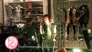 Dragonette - Hello Live (at Roots for Lou Lou Shop Til You Drop )