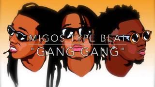 """Gang Gang"" Migos Type Beat | Prod. Koncept - P"