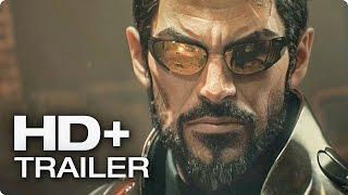 DEUS EX MANKIND DIVIDED Trailer German Deutsch (HD+) 2015