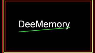 DeeMemory ft. Lil speaker - Never look back