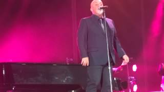 BILLY JOEL LIVE SYRACUSE 2015 / (15) 'UPTOWN GIRL' / CARRIER DOME
