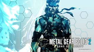 Metal Gear Solid 2 OST - Freedom to Decide [Full Version/ Unreleased]