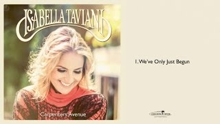 Isabella Taviani - 01 - We've only just begun - 2016