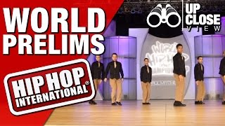 (UC) School Bang - Russia (Junior Division) @ HHI's 2015 World Prelims