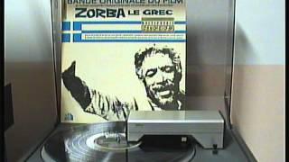 ZORBA LE GREC BANDE ORIGINALE DU FILM 1964