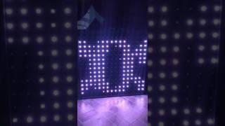 Efectos de la Cabina de DJ pixeles de Farra Lounge
