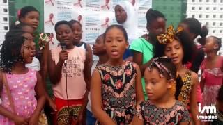 Concurso Karaoke Crianças Moçambicanas (2a Fase Parte2)_Imagine Moz
