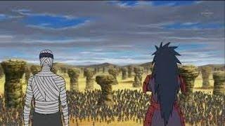 Madara VS Shinobi Alliance - Eminem: Till I Collapse (AMV)