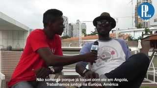 """Black Coffe """"Djeff Afrozila é o meu dj angolano favorito"""""""