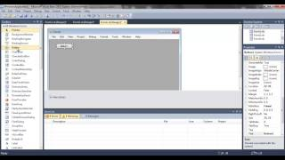How to Add a Window List to Menustrip