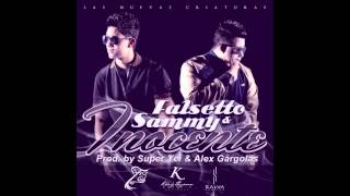 Sammy & Falsetto - Inocente (Audio)