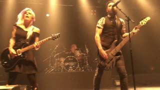 Skillet - Feel Invincible (Live) (01.06.2016) Norway, Oslo [60 fps]