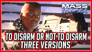 Mass Effect: ANDROMEDA 🚀 Sloane Kelly - Disarm, No Disarm & Telling the Truth