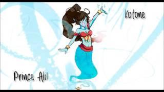 Alladin- Prince Ali Genderbent/female version [Alj
