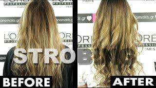 Strobing Hair Trends 2017 ft L'oreal | ikonomakis