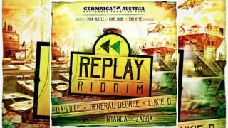 Nyanda - The Way U Love [Replay Riddim]