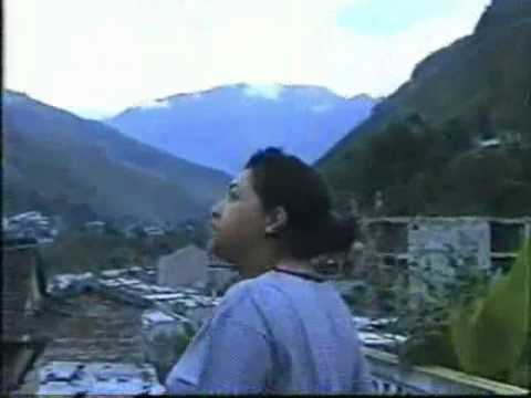 Nilam & Capt.I.P.Sitoula Muktinath Last Part.Oct.1999.NEPAL.wmv