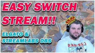 How to stream Nintendo Switch using Elgato HD60s - EASY SETUP!