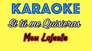 Mon Laferte - Si Tú Me Quisieras | Karaoke Ukulele