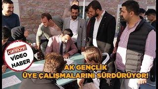 AK Gençlik üye çalışmalarını sürdürüyor!