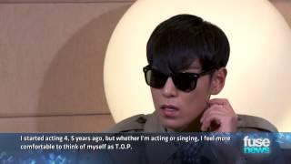 "T.O.P of BIGBANG on ""Doom Dada"" Music Video & Being A Sex Symbol"