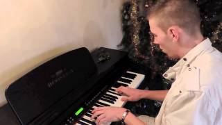 Maitre Gims - Changer reprise piano Instrumental Bryan Wislay