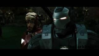 Iron Man 2 - Shoot To Thrill Tv Spot (unofficial)
