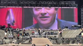 Bastille - Send Them Off! live @ I-Days Festival Monza - 18 Giugno 2017