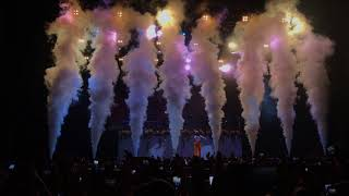 [4k] Halsey Live Moscow_ The Chainsmokers - Closer