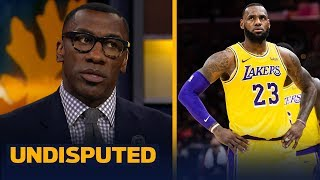 Shannon Sharpe doesn't think that LeBron is to blame for Kyrie leaving Cleveland | NBA | UNDISPUTED