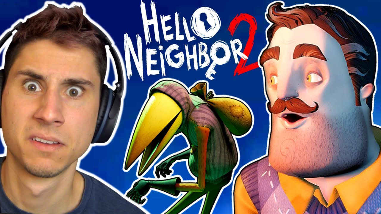 The Frustrated Gamer - Hello Neighbor 2 NEWEST UPDATE!