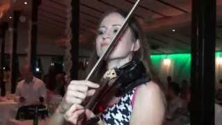 Jelena Urosevic - Makedonsko devojce i Hajde Jano (instrumentali, violina)