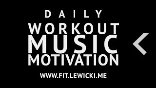DAILY WORKOUT MUSIC MOTIVATION - Shallow Side - My Addiction