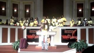 "ECC YOUTH CHOIR - ""I'm Ready"" (4/19/2015"