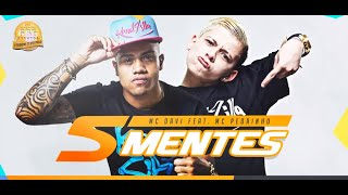 MC Davi e MC Pedrinho - 5 Mentes (Lyric Video)