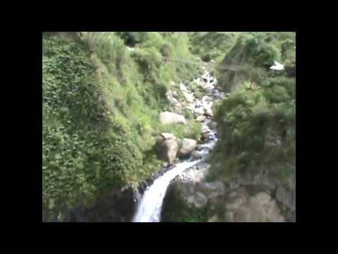 Ruta hacia el Pailón del Diablo – Baños, Ecuador