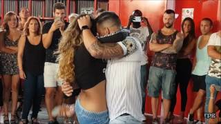 Daniel y Desiree - Yo no se Mañana Dj Khalid @ The One Paradise Mallorca 2017